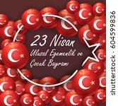 Republic Of Turkey Flag...