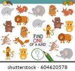 cartoon illustration of find... | Shutterstock .eps vector #604620578