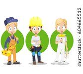 vector illustration set of...   Shutterstock .eps vector #604665512