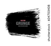 vector grunge background | Shutterstock .eps vector #604703408