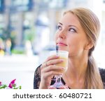cappuccino starts the day   Shutterstock . vector #60480721