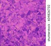 purple shiny triangle...