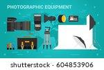 vector long banner of... | Shutterstock .eps vector #604853906