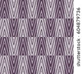 vector seamless pattern ... | Shutterstock .eps vector #604879736