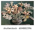 A Picturesque Bouquet Of...