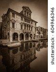 Abandoned Renaissance Building...