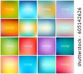 abstract creative concept... | Shutterstock .eps vector #605142626