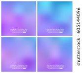 abstract creative concept... | Shutterstock .eps vector #605144096