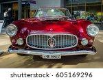 stuttgart  germany   march 02 ...   Shutterstock . vector #605169296