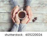 wooden letters  words....   Shutterstock . vector #605220026
