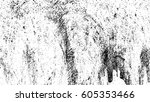 grunge black and white urban... | Shutterstock .eps vector #605353466