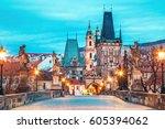 Prague  Charles Bridge  Tower ...