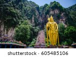 The Batu Caves Lord Murugan...