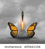 optimize and optimization or... | Shutterstock . vector #605661146