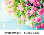 Stock photo roses for mothers day 605688338