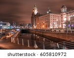 Liverpool  Port Area  And...