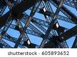 Sydney Harbor Bridge Structure...