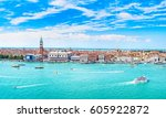 Venice Panoramic Landmark Aerial View - Fine Art prints