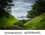 Green And Dramatic View Of...