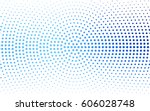 light blue vector illustration... | Shutterstock .eps vector #606028748