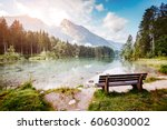 scenic surroundings of popular... | Shutterstock . vector #606030002