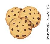 Chocolate Chip Cookies. Choco...