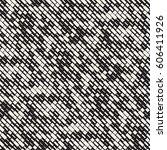 vector seamless black and white ... | Shutterstock .eps vector #606411926