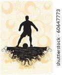 soccer player | Shutterstock .eps vector #60647773