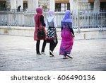 sarajevo  bosnia and... | Shutterstock . vector #606490136