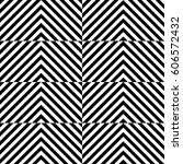 vector seamless pattern.... | Shutterstock .eps vector #606572432