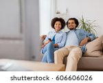 people  family and leisure... | Shutterstock . vector #606606026