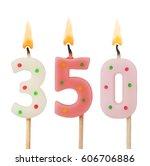 Burning Birthday Candles...