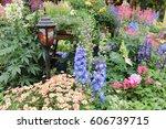 Perennial  Garden Flower Bed I...