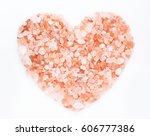 Pink Himalayan Salt Heart...
