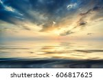 Sunset Over Khao Lak Beach...
