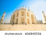 Small photo of Taj Mahal, Agra, Utter Pradesh, India
