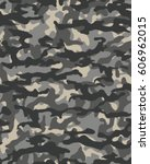 fashionable camouflage pattern  ... | Shutterstock .eps vector #606962015