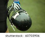 hand of player with black... | Shutterstock . vector #60703906