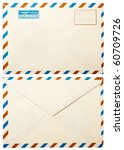 Old Envelope With
