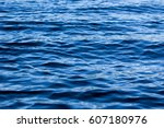 water ocean | Shutterstock . vector #607180976