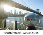 View Of Manhattan Bridge And...