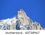 View Of The Rock Of Aiguille D...