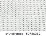 knit white texture  crochet... | Shutterstock . vector #60756382
