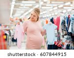 Pregnancy  People And Shopping...