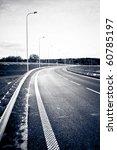 empty highway | Shutterstock . vector #60785197