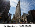 Flatiron Building And Buildings ...