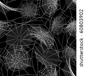 halloween black seamless  with... | Shutterstock .eps vector #60803902