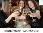 holidays  nightlife ... | Shutterstock . vector #608255912