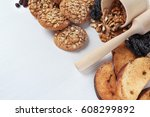 Healthy Oat Cookies With...