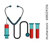 medical healthcare isolated icon   Shutterstock .eps vector #608329256
